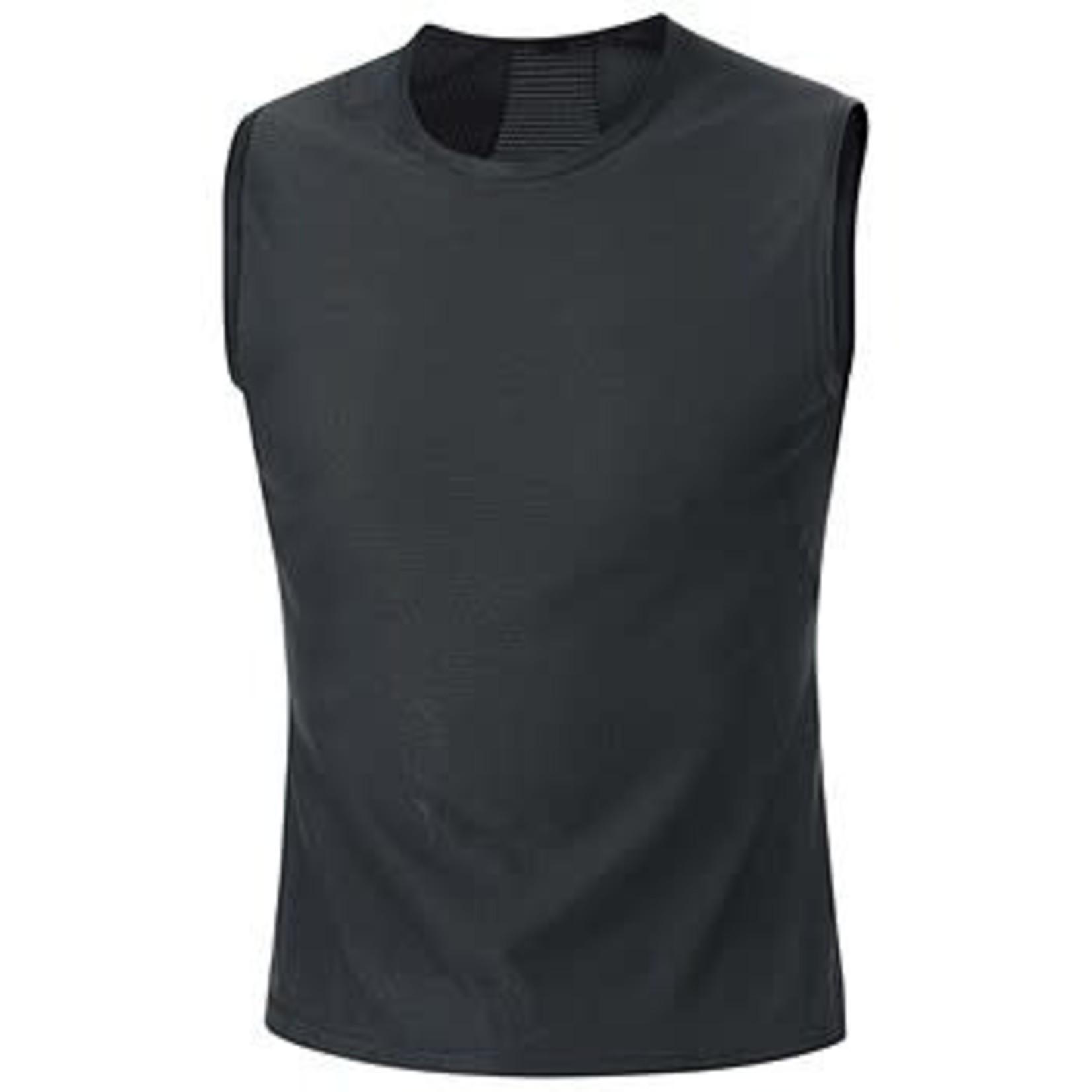GORE Wear GORE M GWS BL Sleeveless Shirt black XL