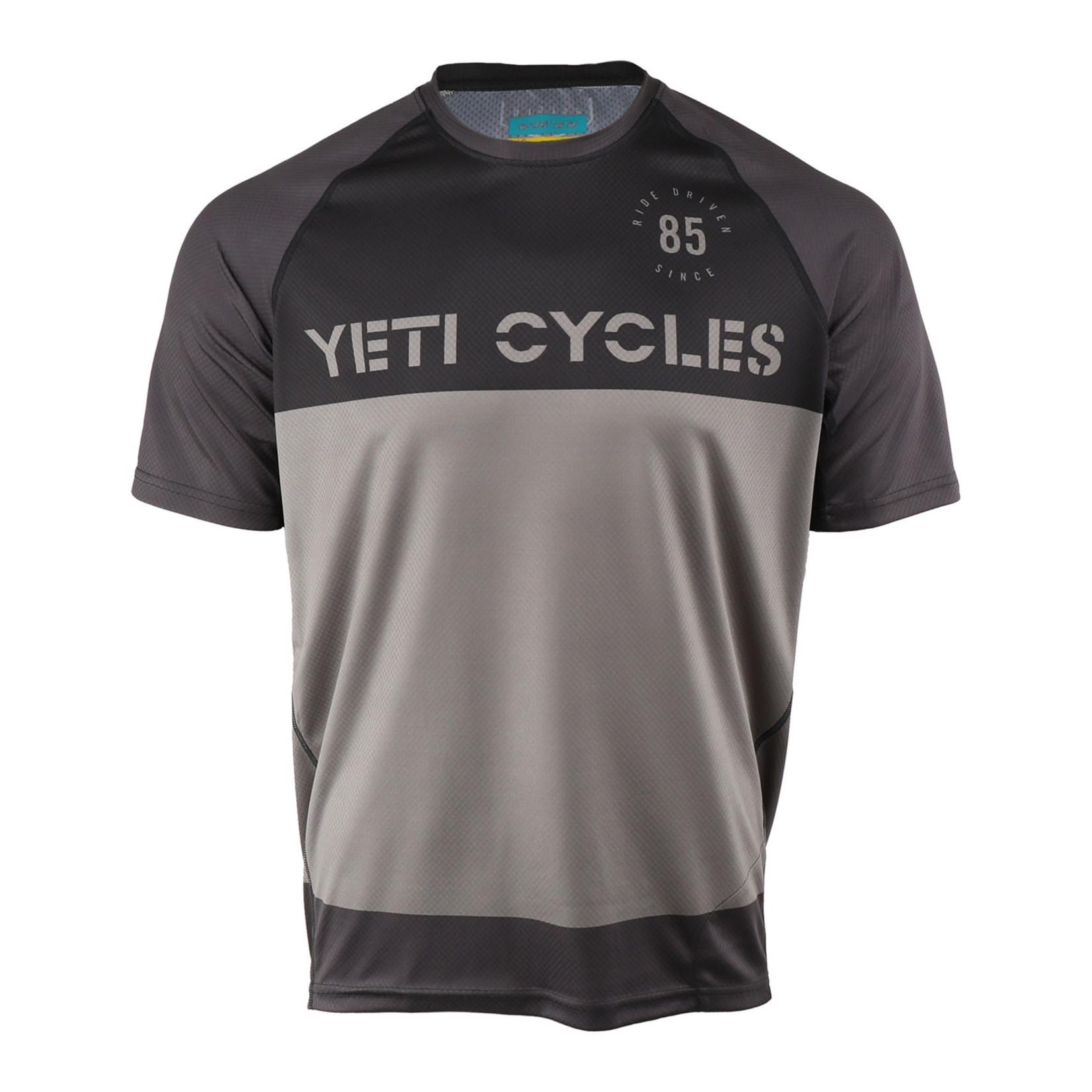 Yeti Cycles Yeti Longhorn S/S Jersey Ph/Blk Medium