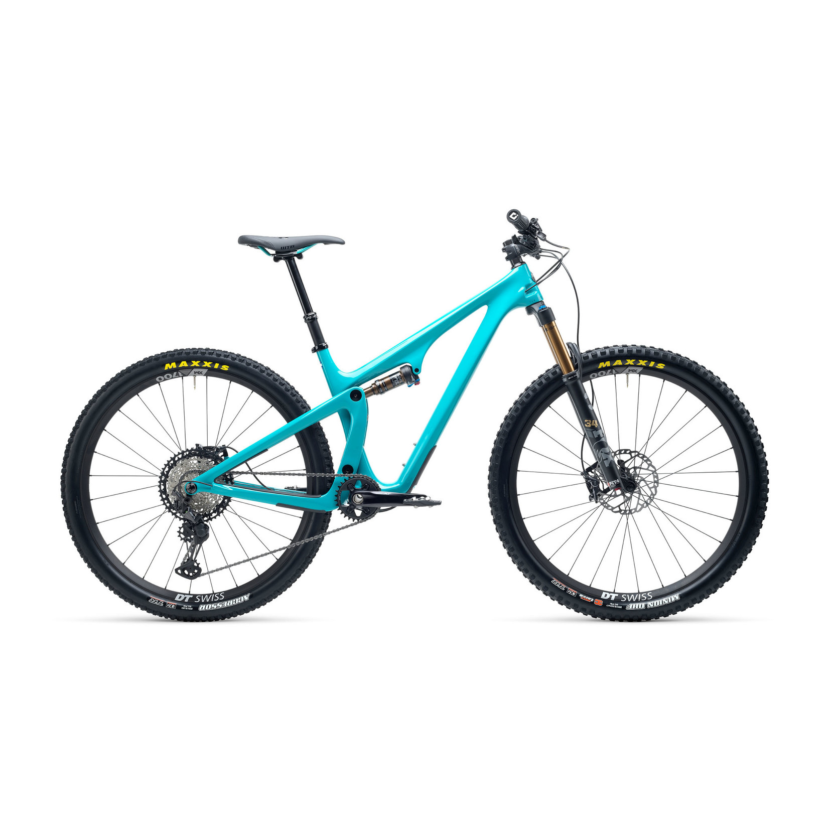 Yeti Cycles Yeti SB115 T-SERIES MD TURQ T1