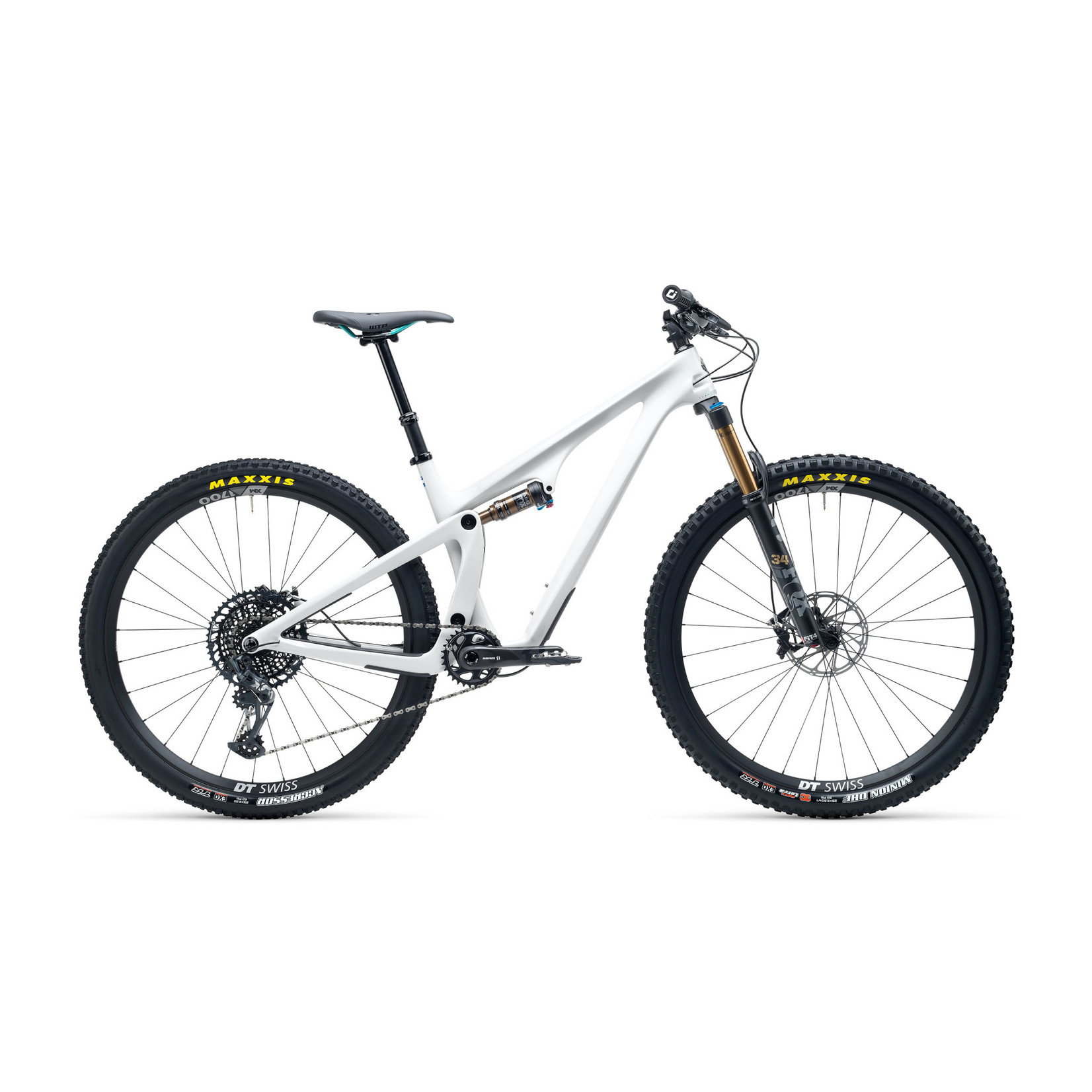 Yeti Cycles Yeti SB115 T-SERIES MD BLANCO T2