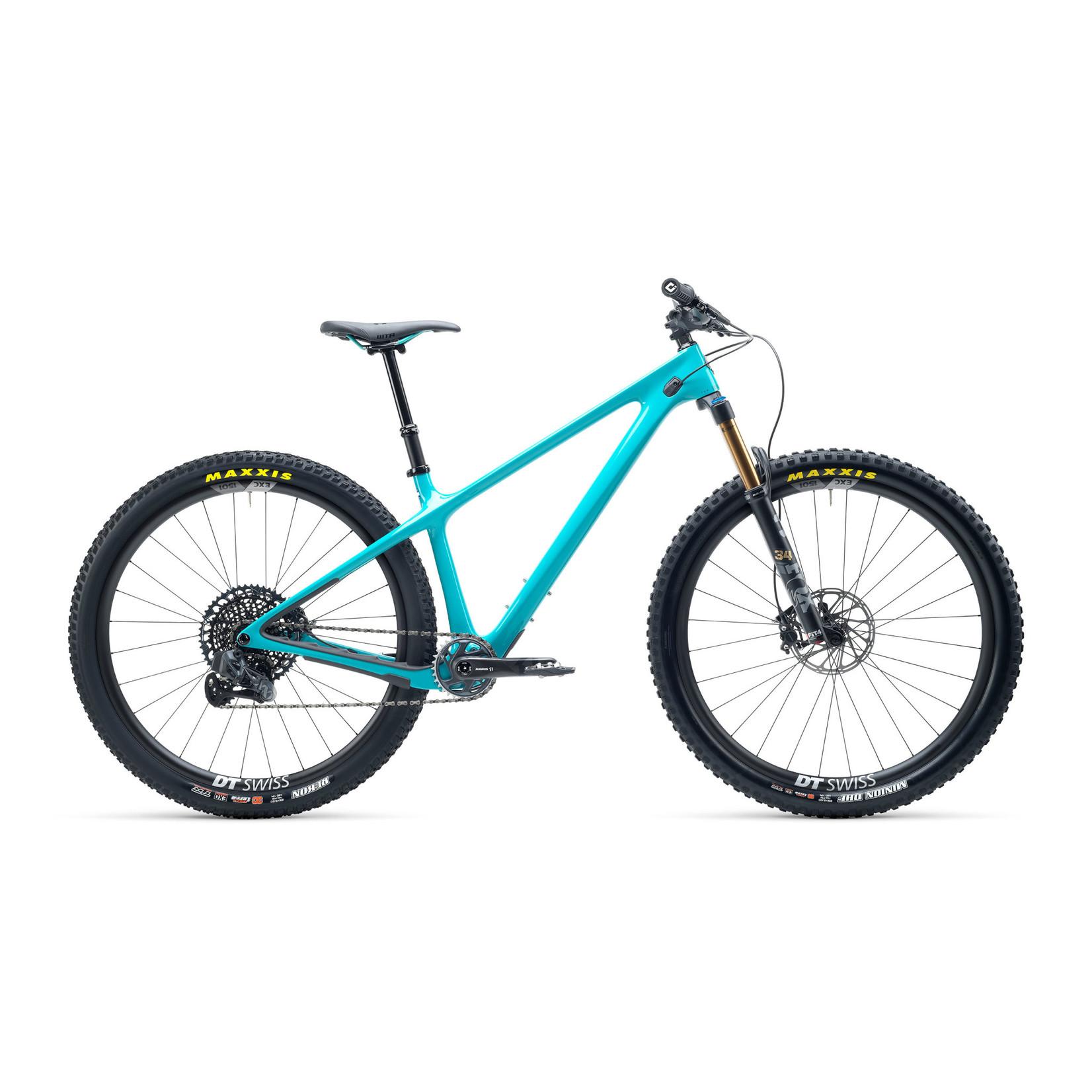 Yeti Cycles Yeti ARC LG TURQ T2 EXC AXS