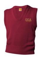 TUS CCA V-neck sweater vest