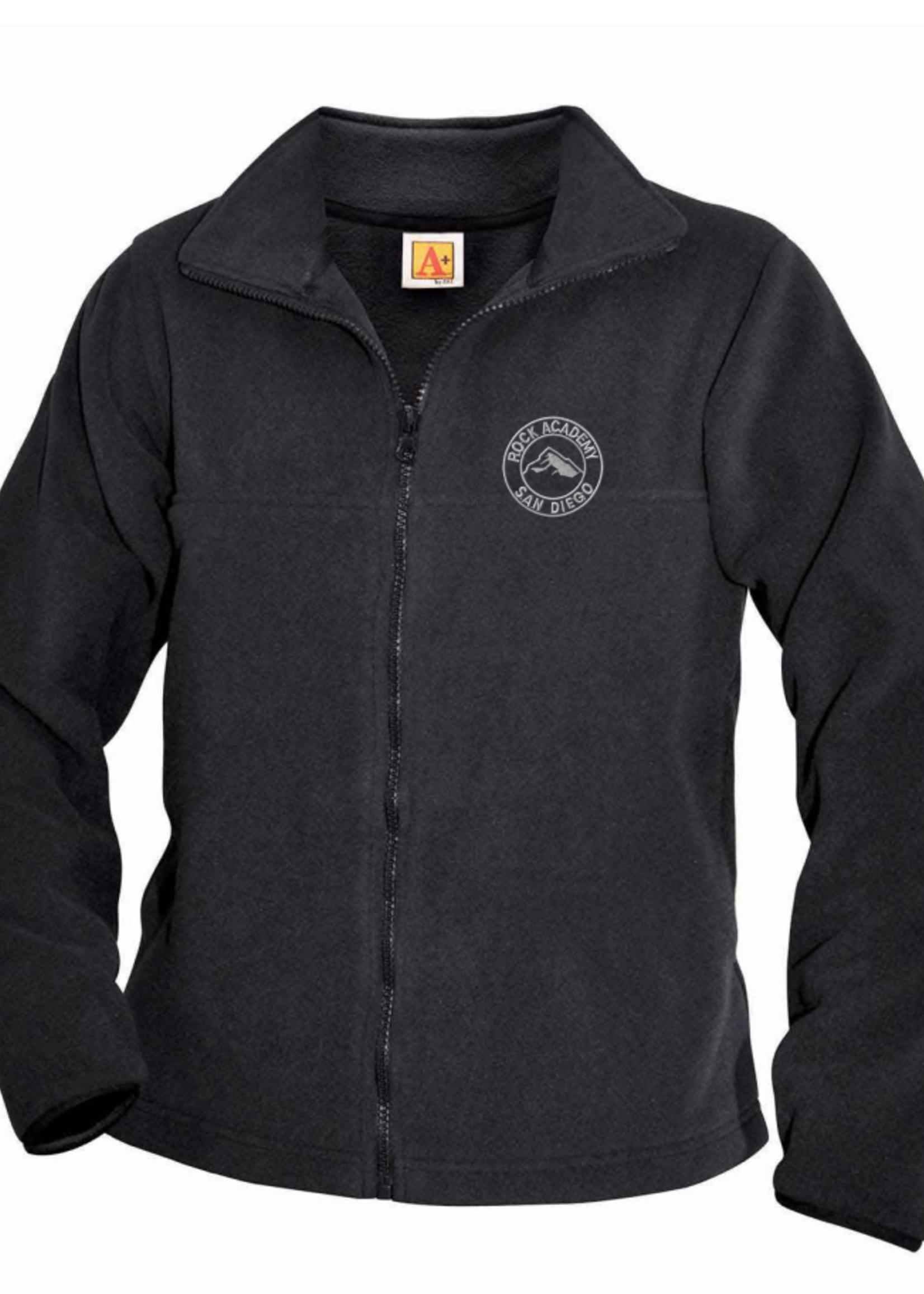 TUS ROCK Fleece Full Zip Jacket