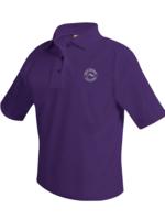 TUS ROCK Short Sleeve Pique Polo