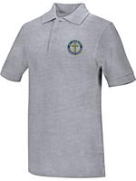 TUS SCCS Short Sleeve Pique Polo 6-8