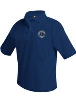 TUS CUSSD Short Sleeve Pique Polo