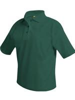 TUS VCHS Short Sleeve Pique Polo