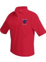 TUS CCDS Short Sleeve Pique Polo