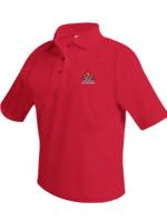 TUS SHPS Short Sleeve Pique Polo