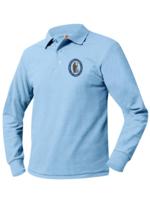 TUS GSCS Long Sleeve Pique Polo
