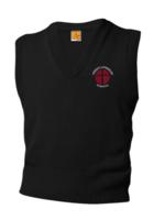 CLS Black V-neck sweater vest