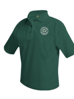 SPS Forest Short Sleeve Pique Polo