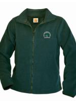 CTCS Green Fleece Full Zip Jacket