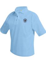 VCS Short Sleeve Pique Polo 6-8