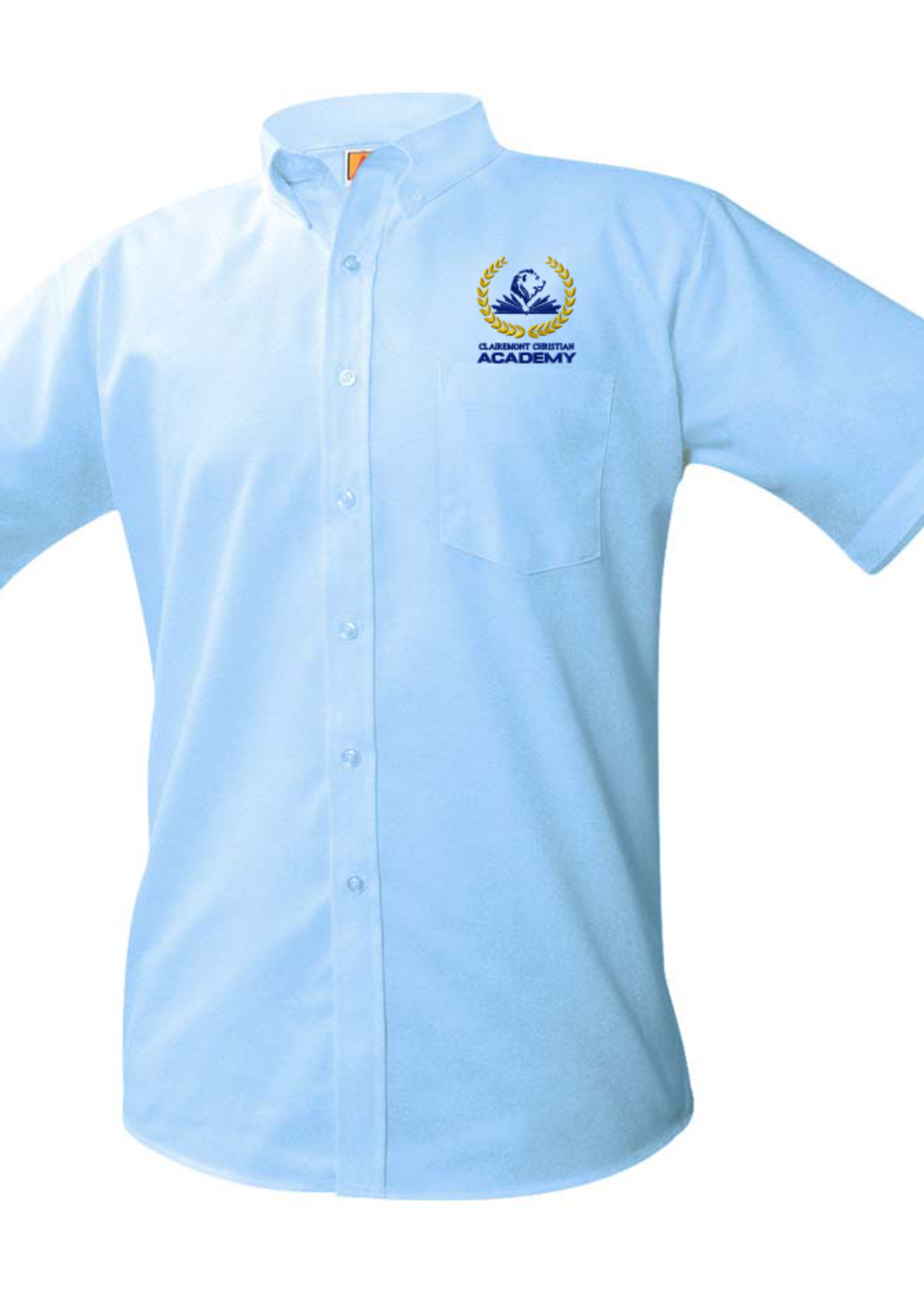 TUS ClCA Short Sleeve Oxford Shirt