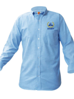 TUS CLCA Long Sleeve Oxford Shirt