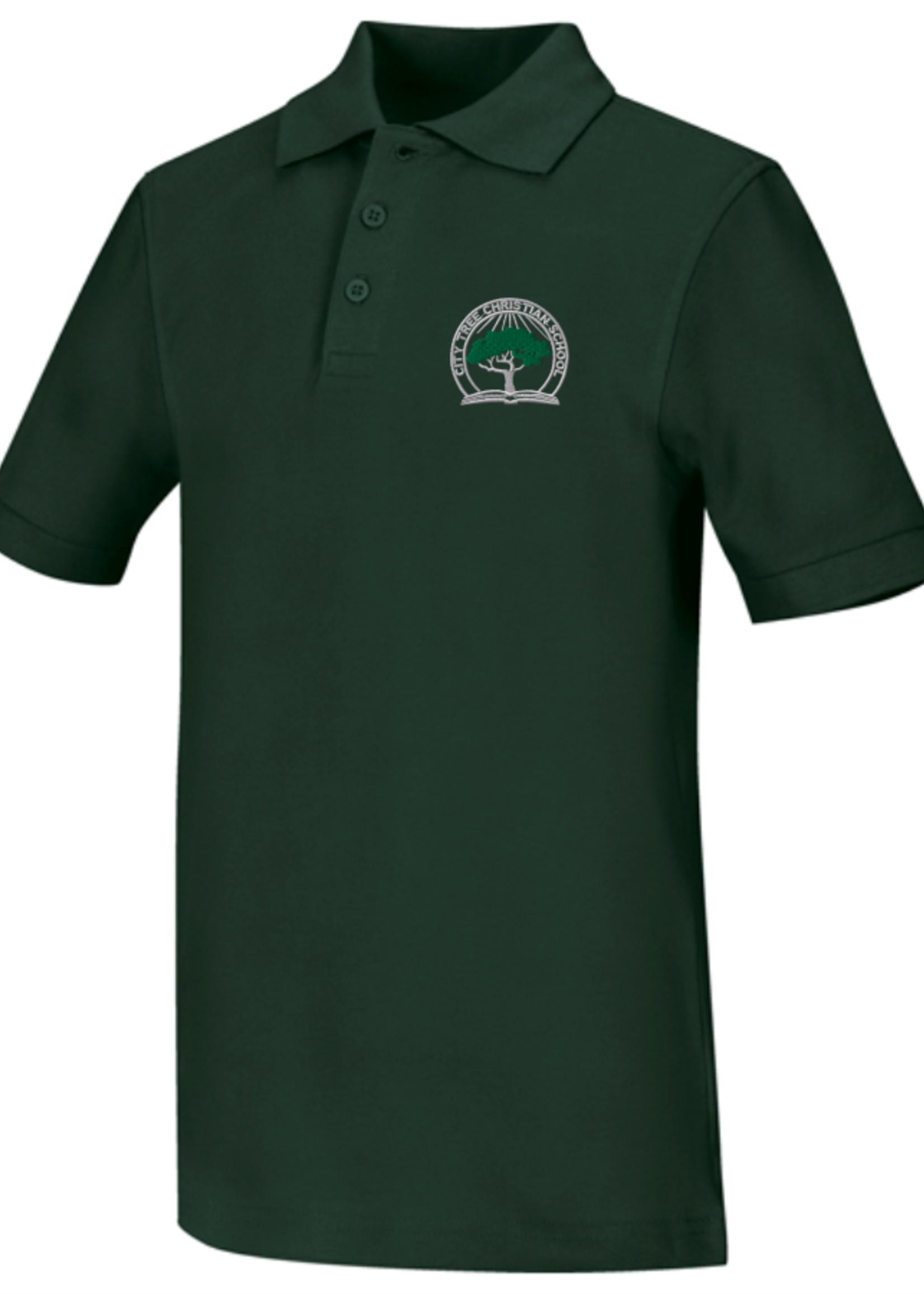 CTCS Value Short Sleeve Pique Polo