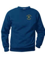 OLA Navy Fleece Crewneck Sweatshirt (SCR)