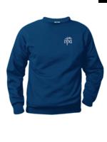 NPA Navy Fleece Crewneck Sweatshirt (EMB)