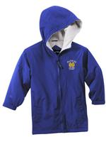 TUS 3500 JDA Hooded Full Zip Baywatch Jacket