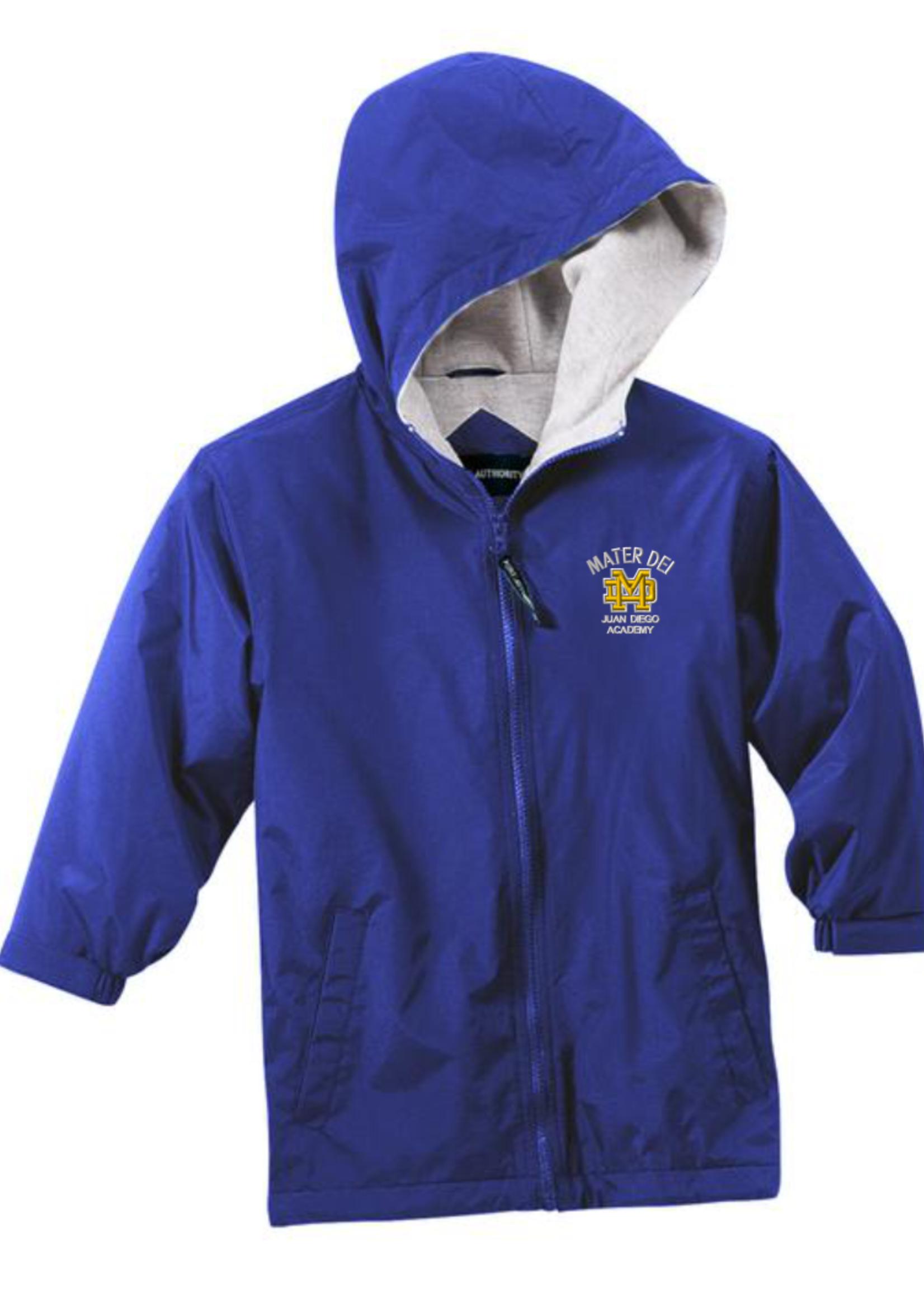 3500 JDA Hooded Full Zip Baywatch Jacket