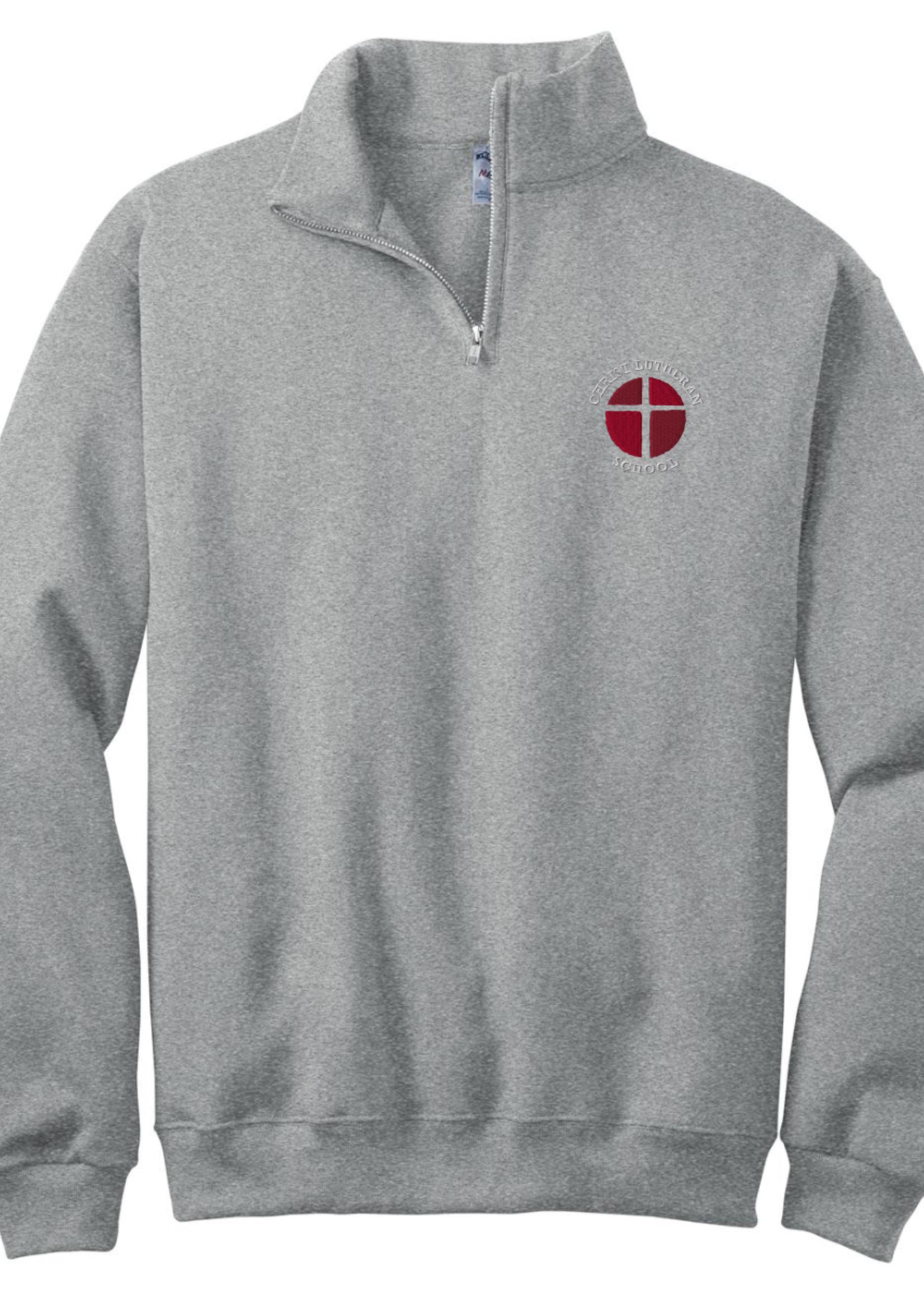 CLS 1/4 Zip Sweatshirt