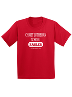 CLS Red Short Sleeve T-Shirt