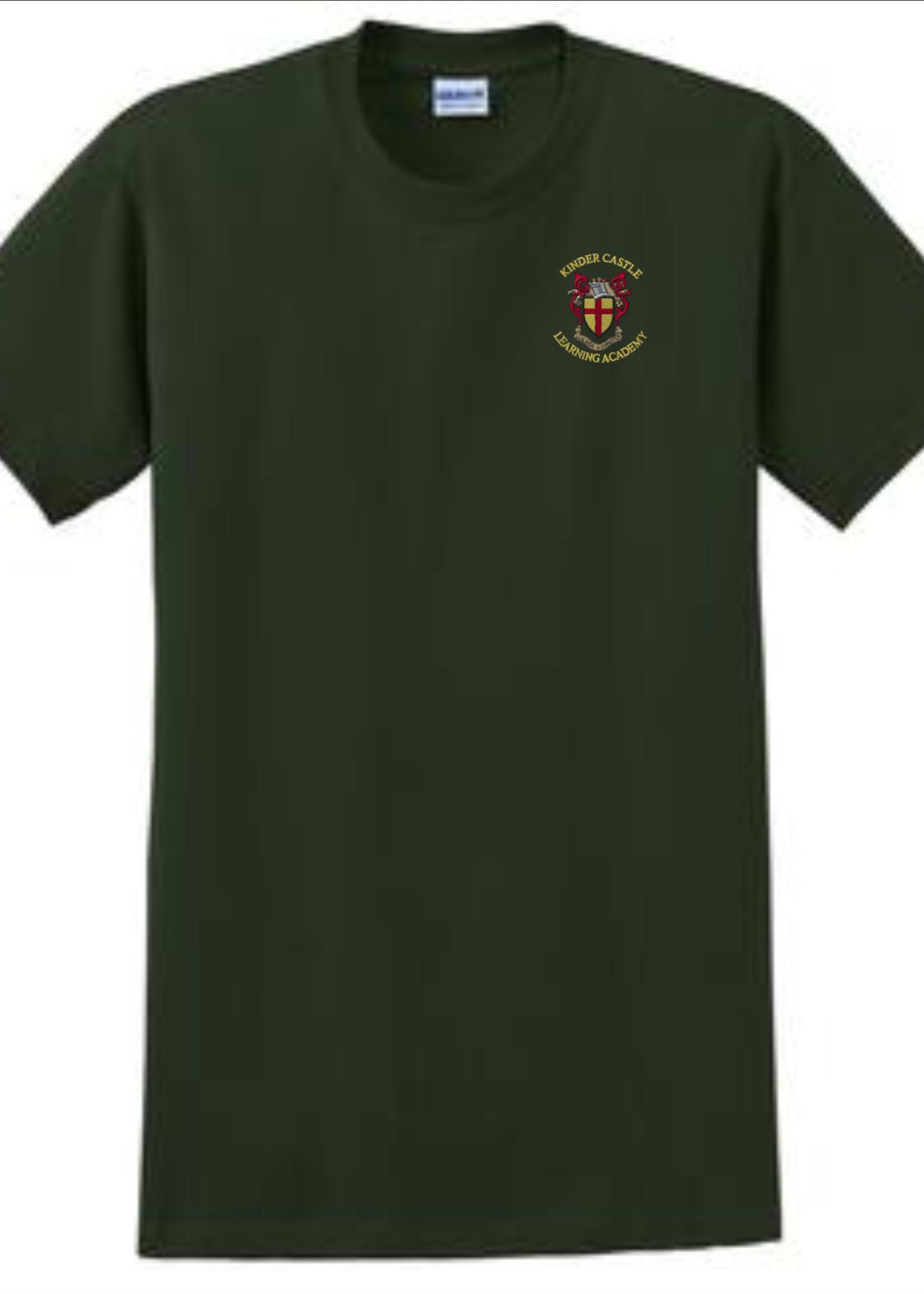 TUS KCLA Forest short sleeve T-Shirt