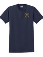 OLA Navy short sleeve T-Shirt