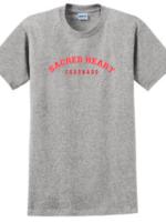 TUS SHPS Sport Grey short sleeve T-Shirt