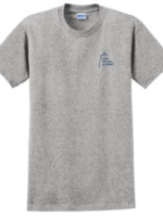 TUS SMA Sport Grey short sleeve T-Shirt