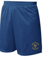Soffe OLA Navy Mini Mesh PE Shorts