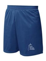 Soffe SMA Navy Mini Mesh PE Shorts