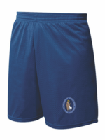 GSCS Navy Mini Mesh PE Shorts