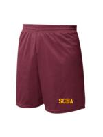 SCBA Wine Mini Mesh PE Shorts