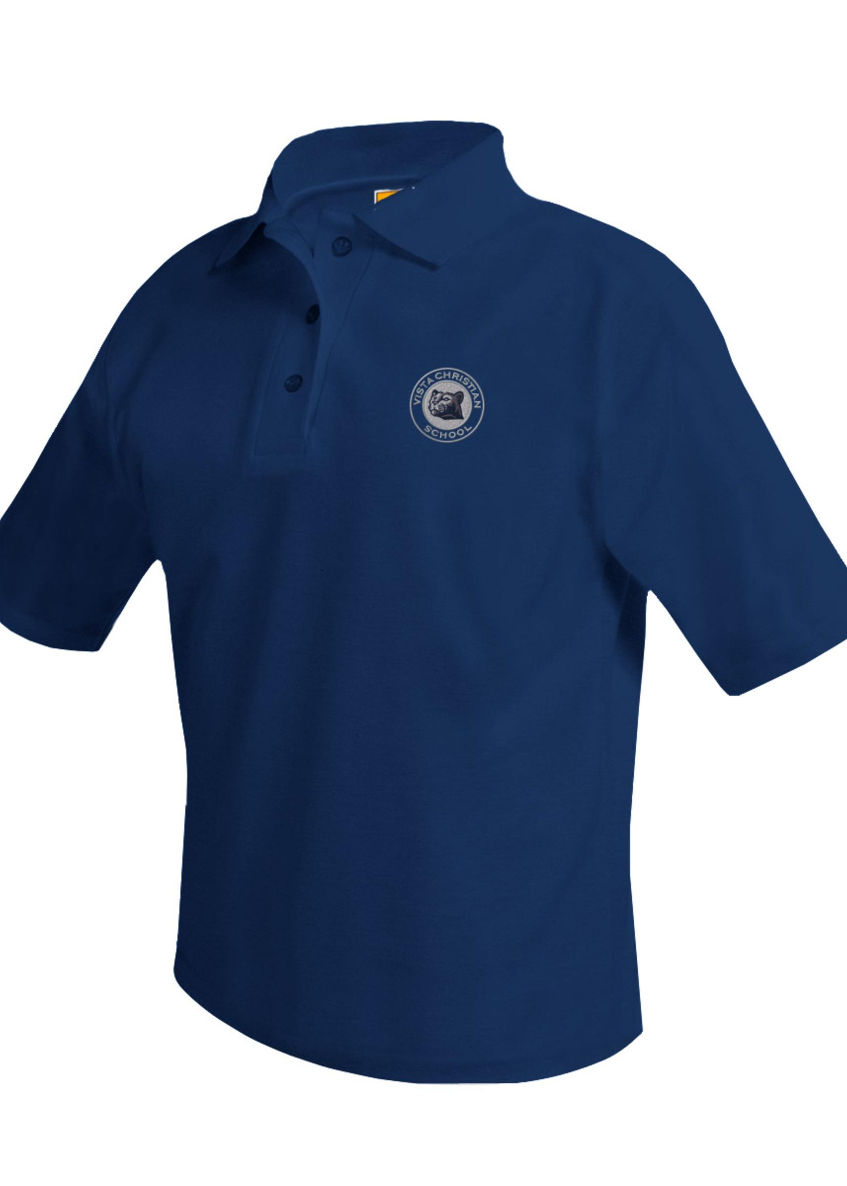 VCS Short Sleeve Pique Polo K-5