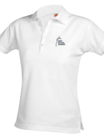 TUS SMA Ladies Short Sleeve Pique Polo