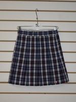 A+ CUSSD Plaid 10 Pleat Skirt P20