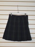 A+ MDCHS Plaid 10 Pleat Skirt P79