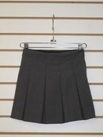 No Waist Dark Grey Skirt