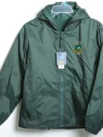 SMTA Forest Windbreaker Hooded Jacket