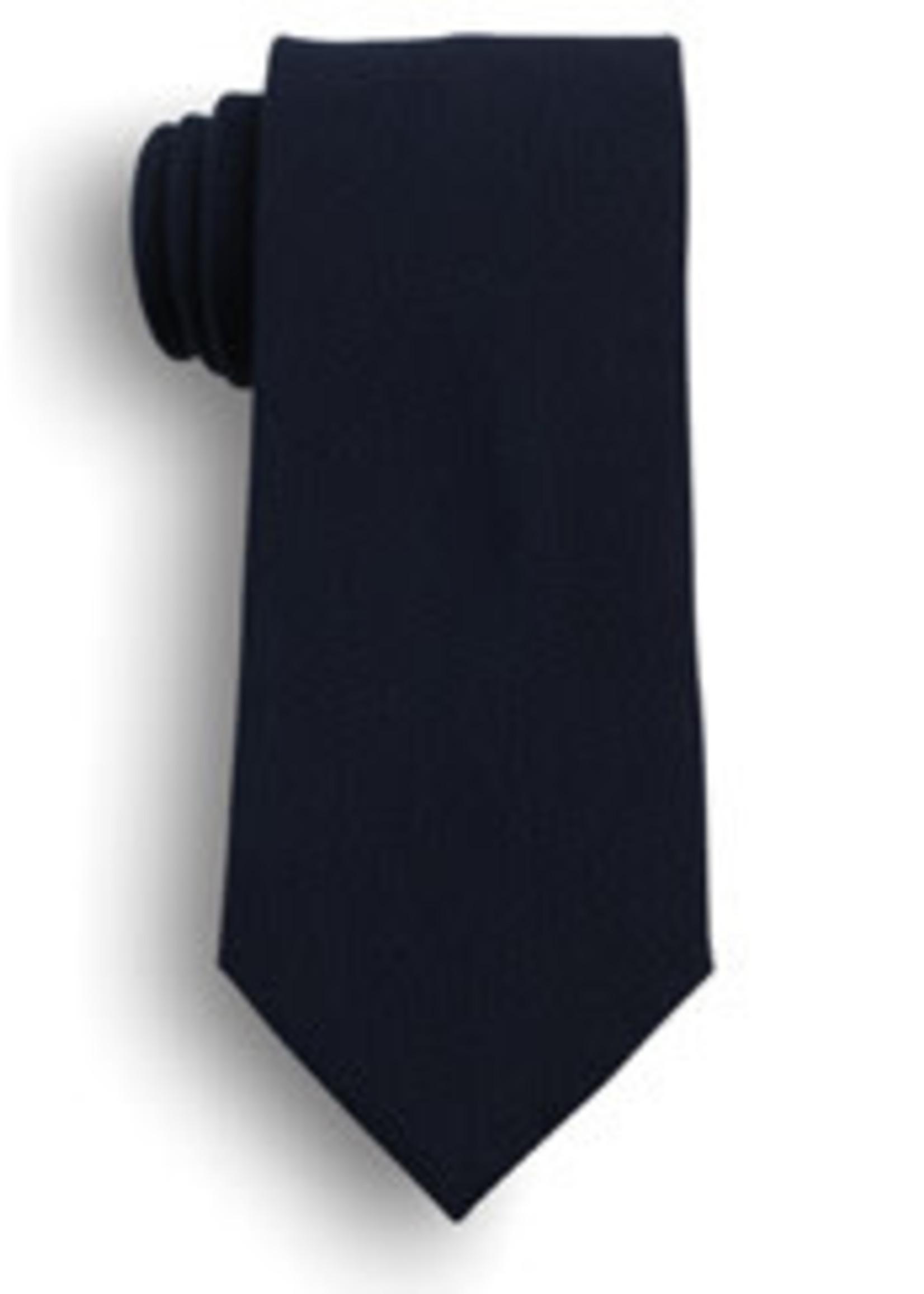 EDT Navy  4 in hand Tie