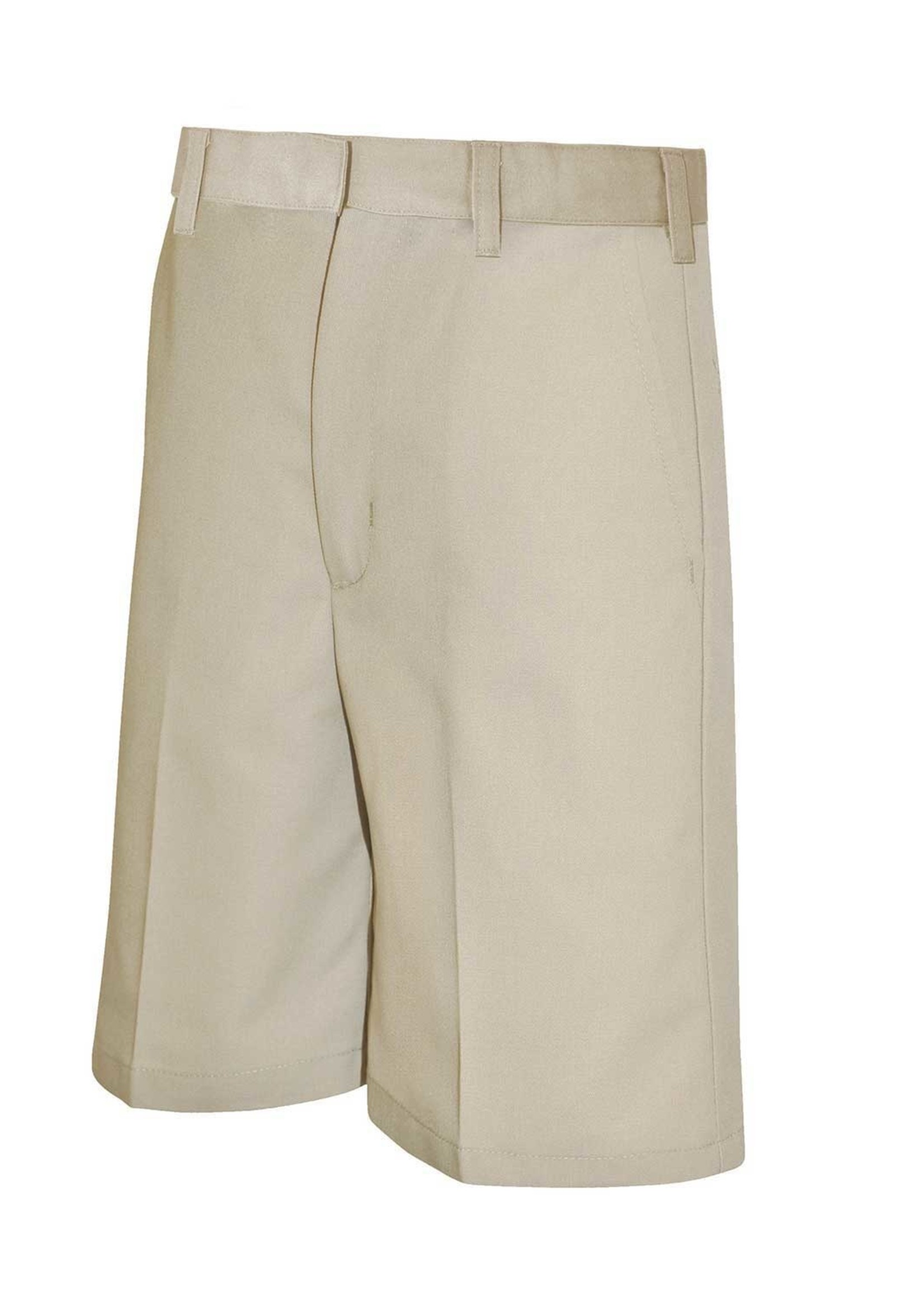 A+ Boys Flat Front Shorts (KN)