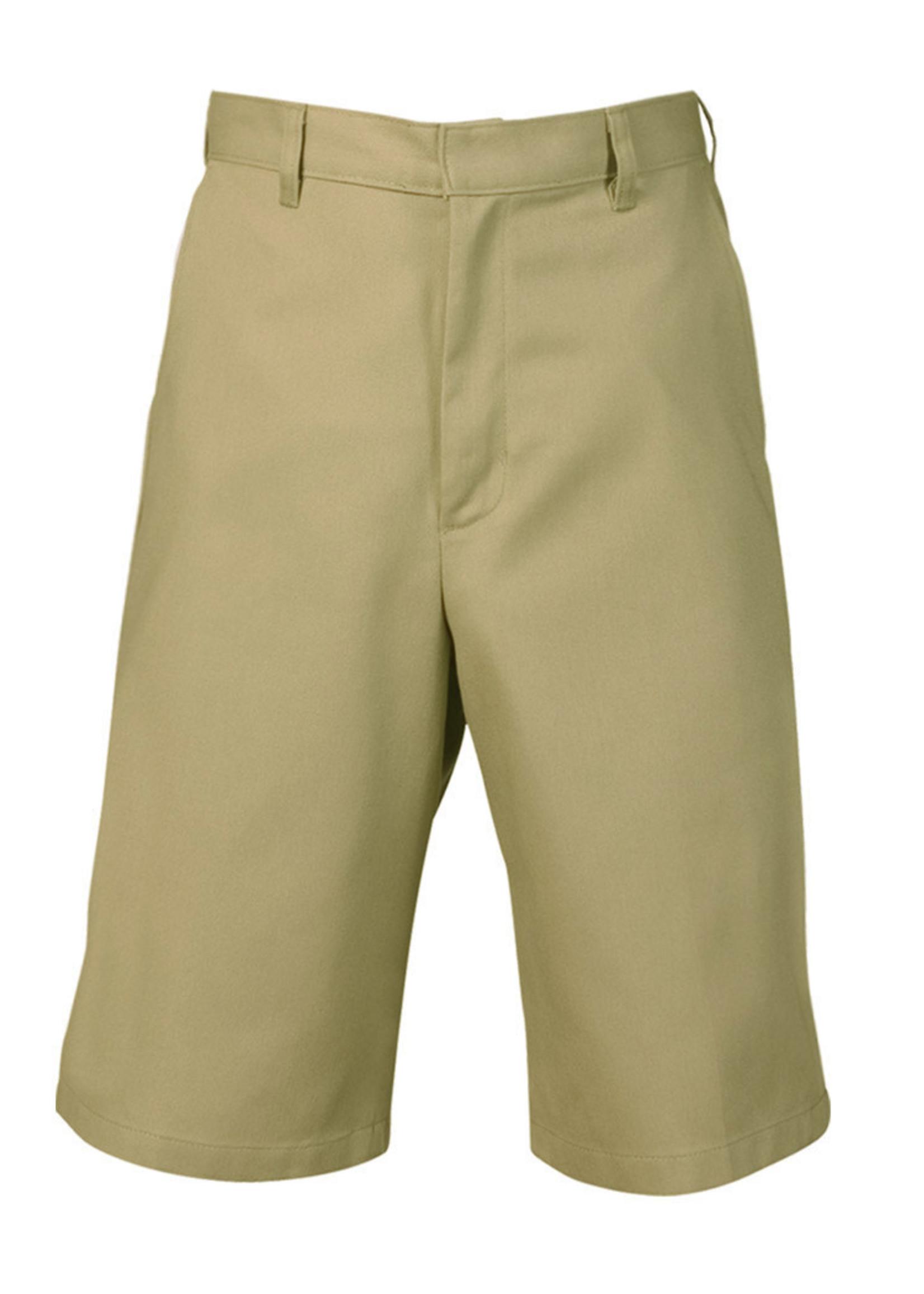 ROCK Mens Flat Front Shorts Mens