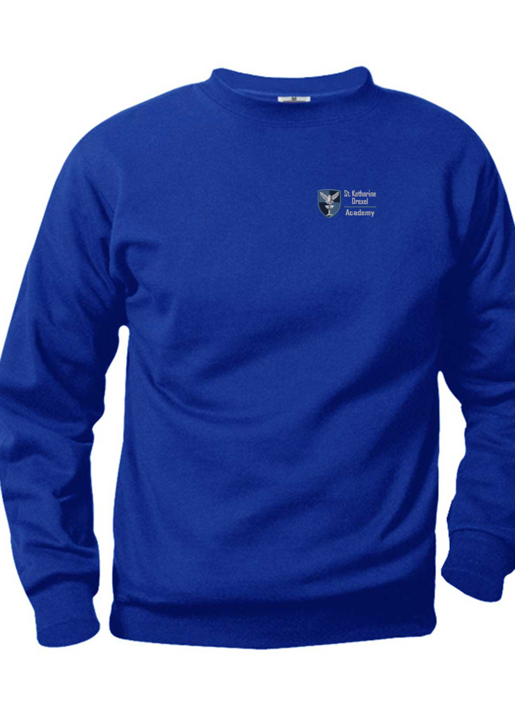 TUS SKDA Royal Fleece Crewneck Sweatshirt 5-8 (EMB)