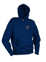 OLA Navy Hooded Pullover Sweatshirt