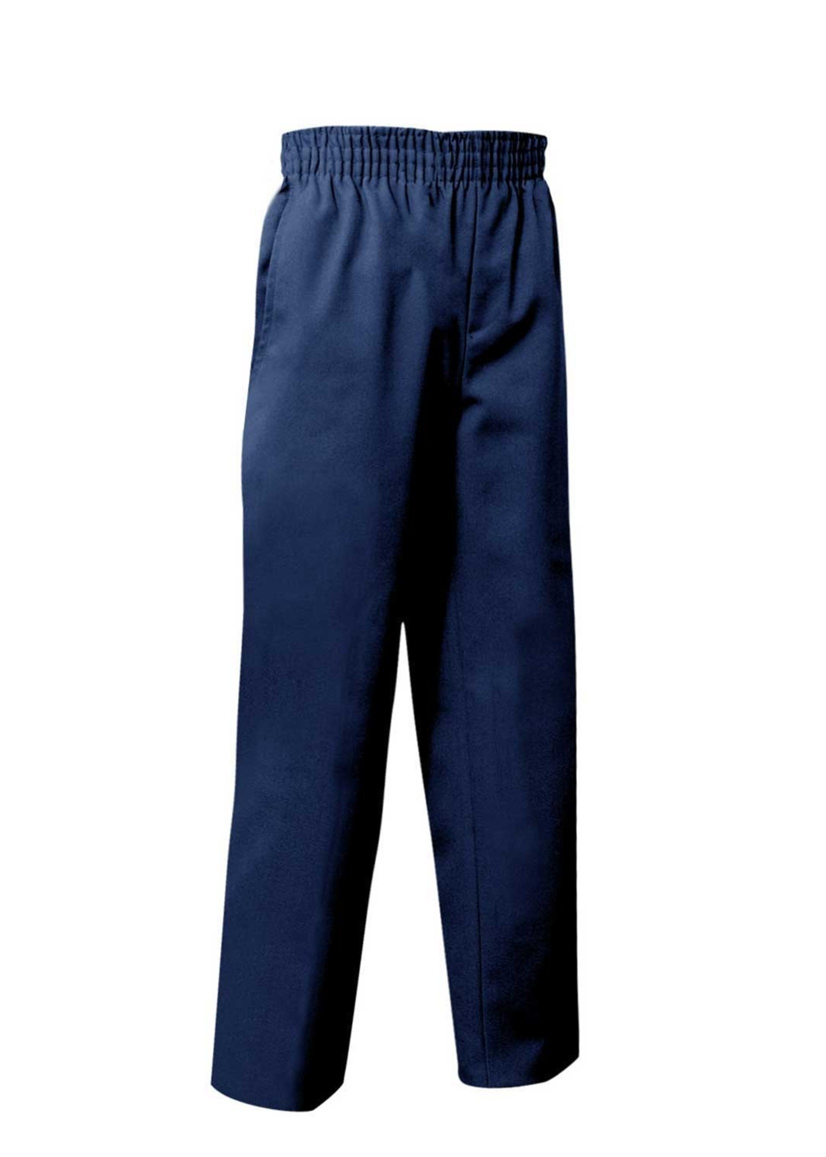 Unisex Navy Pull On Pants