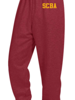 TUS SCBA Wine Fleece Sweatpants