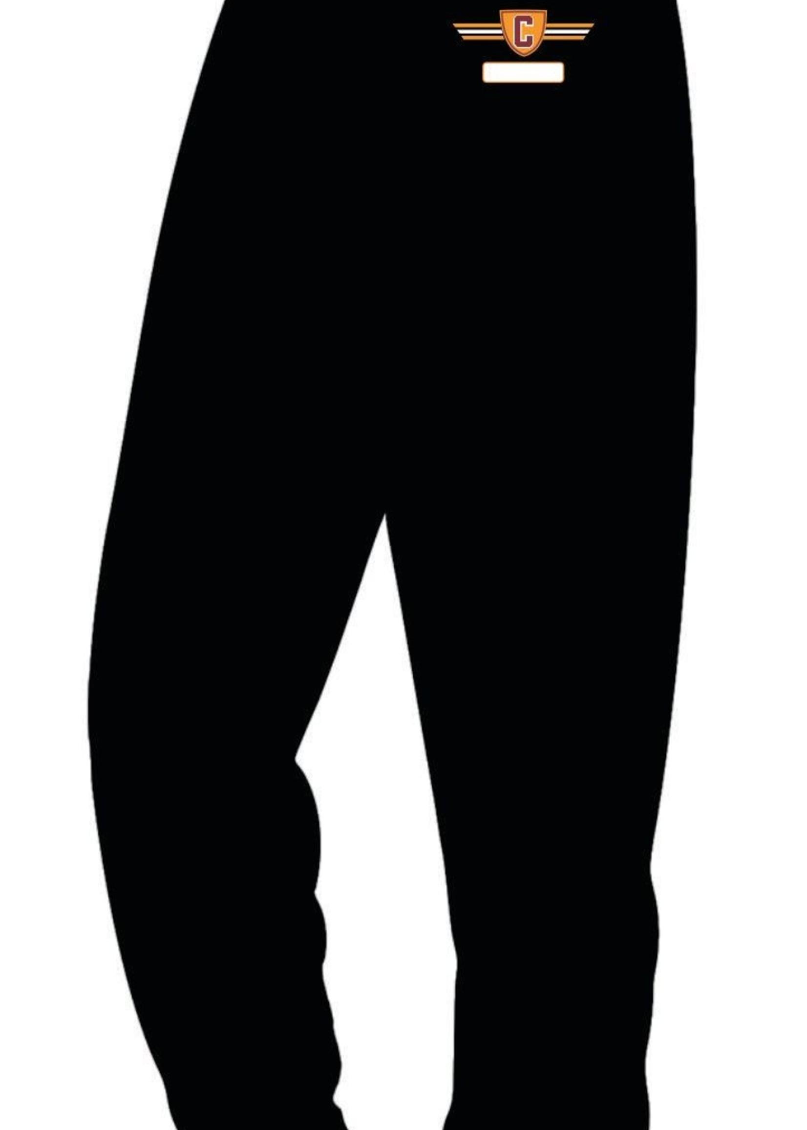 TUS CCA Black Fleece Sweatpants