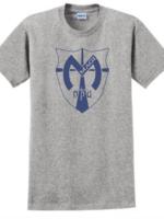 NPA Sport Grey short sleeve T-Shirt